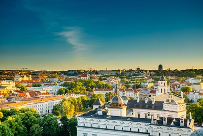 expat filing taxes in lithuania