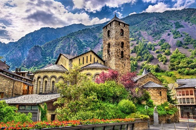 expat filing taxes in andorra