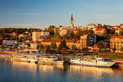 expat filing taxes in serbia