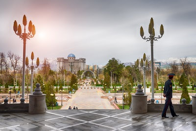 expat filing taxes in tajikistan