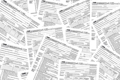 expats filing irs tax forms