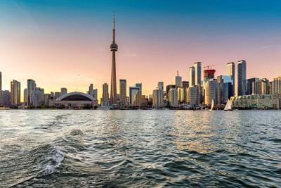 Toronto skyline us canada tax treaty