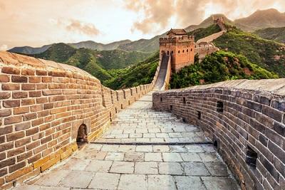 The US - China Tax Treaty Great Wall