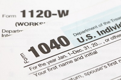 IRS Updates Form 1040 for 2019 filing in 2020
