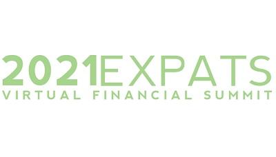 Expats Virtual Financial Summit logo 2021