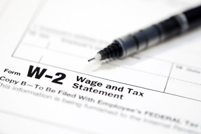 IRS Form W-2 for Americans Living Abroad